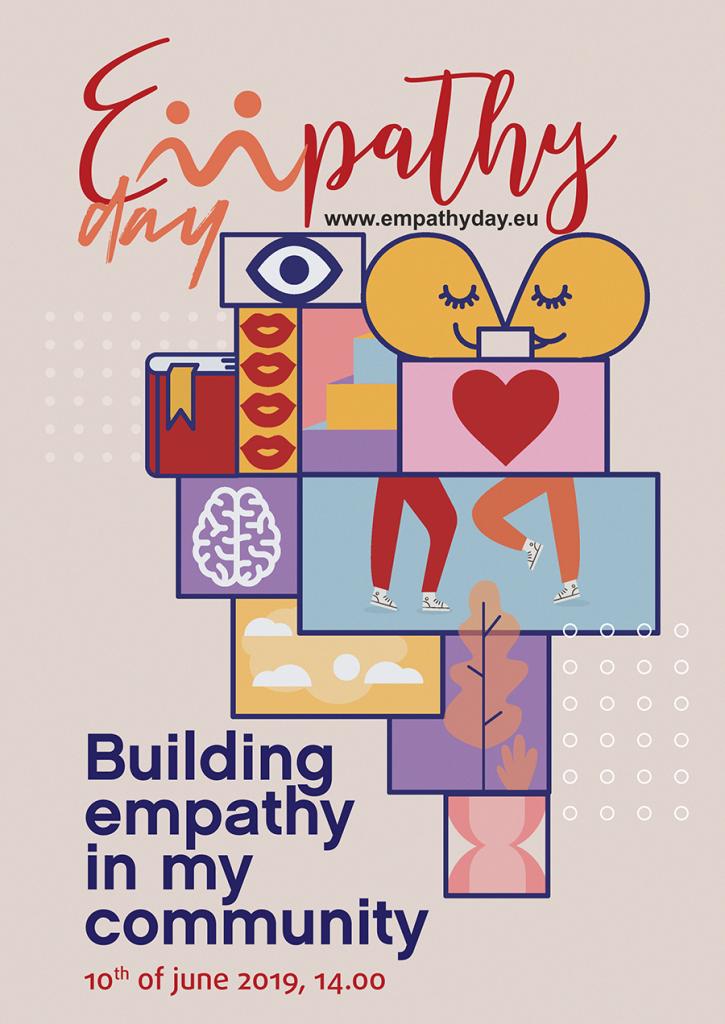 Conferinta Building Empathy în My Community va avea loc pe 10 iunie de la ora 14.00 la Cartier hub